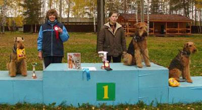 Результаты соревнований по ОКД и ЗКС от 14 октября 2006.