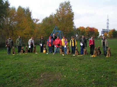 Результаты соревнований по ОКД и ЗКС от 7 октября 2006.